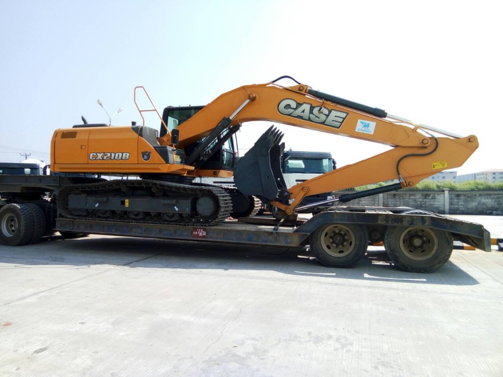 CASE-Hydraulic-Excavator-CX210B-U-Sai-Than-Soe-1